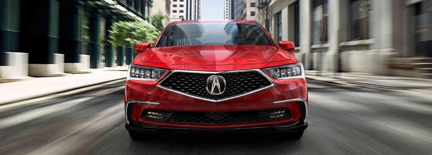 Acura RLX For Sale Near Milwaukee WI Acura Of Brookfield - 2018 acura rlx for sale
