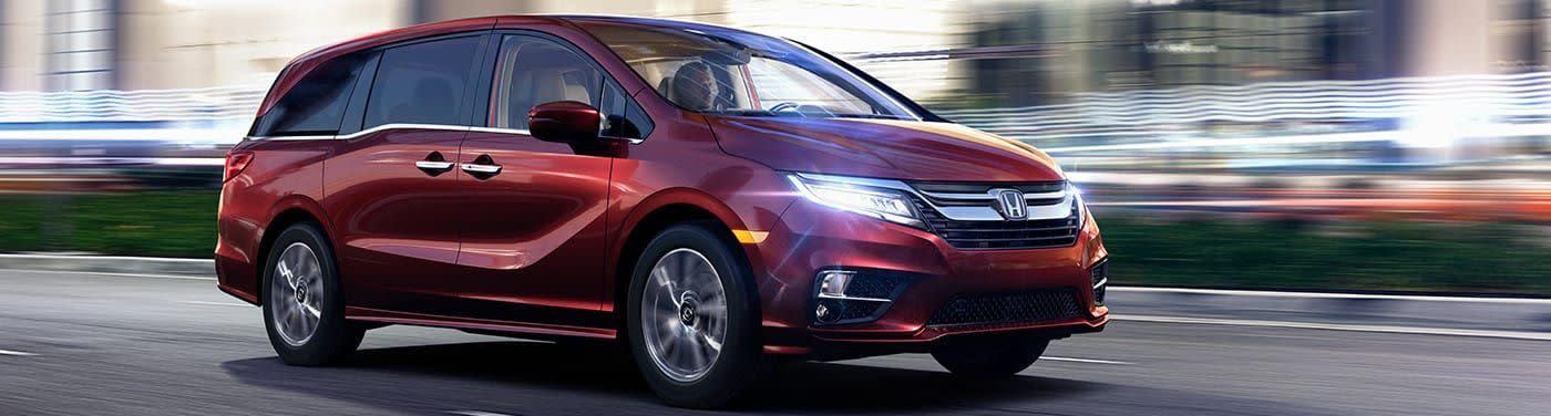 2018 Honda Odyssey for Sale near Ann Arbor, MI - Brighton Honda