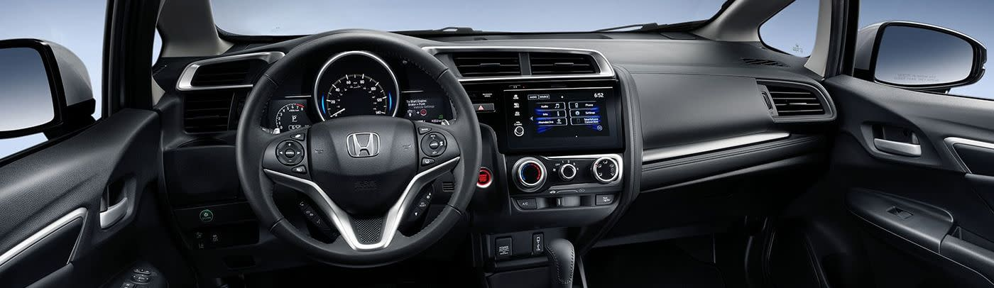 Advanced Interior of the 2019 Fit