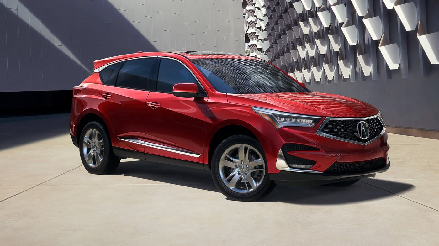 2019 Acura RDX Leasing near Washington, DC