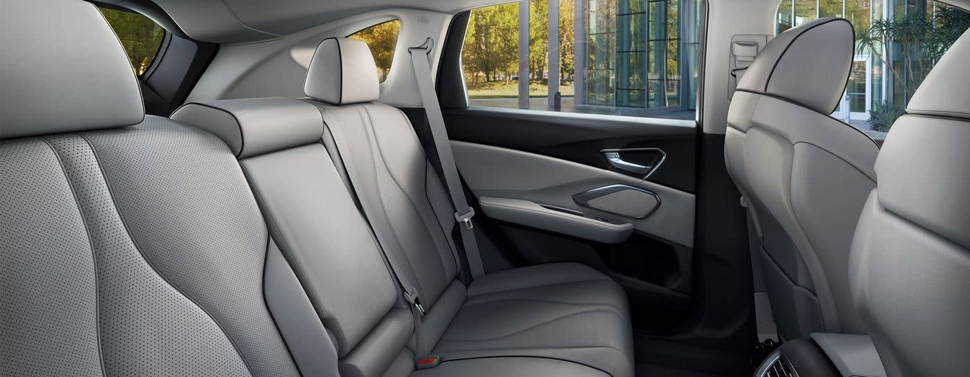 Ample Space in the Acura RDX!
