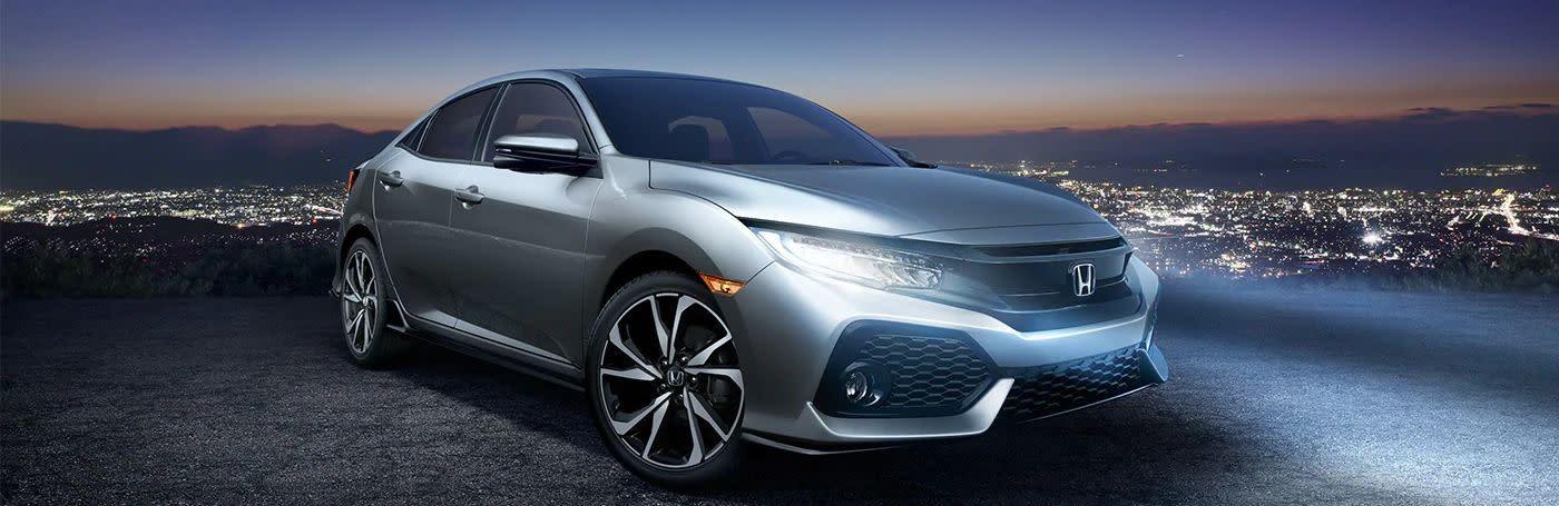 2019 Honda Civic Hatchback Leasing near Manassas, VA
