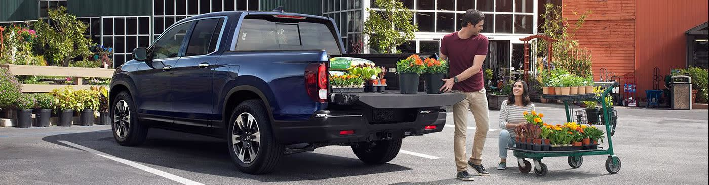 Take the Honda Ridgeline for a Test Drive!