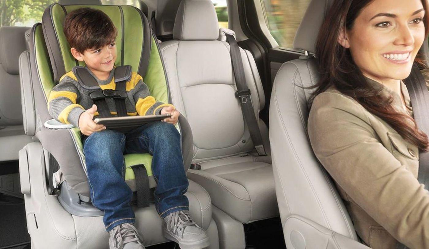 La Magic Seat™ te permite tener a tus seres queridos más cerca