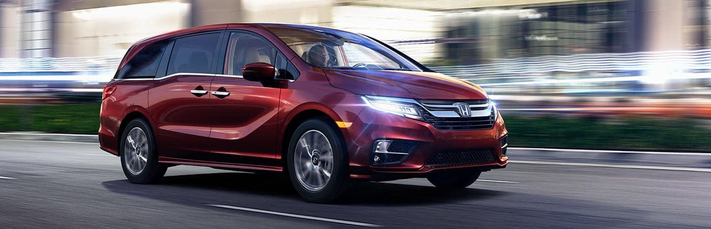 Which Honda Models Have a Third Row?