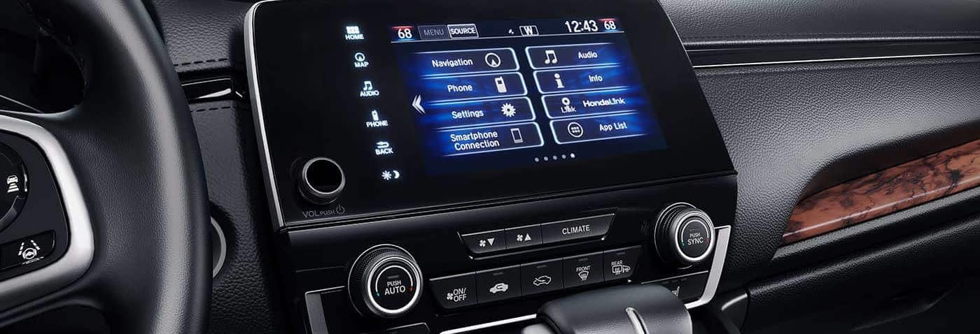 2019 Honda CR-V Touchscreen
