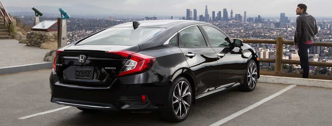 2019 Honda Civic Leasing near Belleville, MI