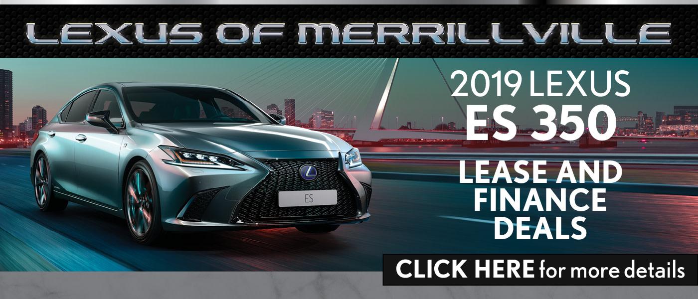 Lexus ES 350 Specials