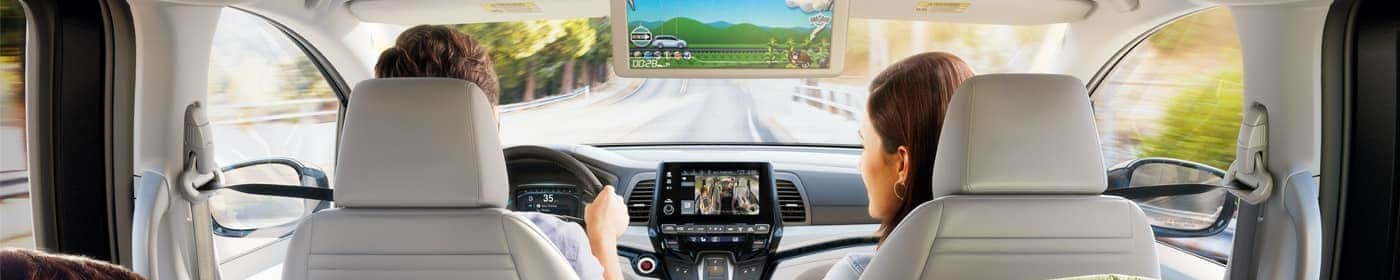2019 Odyssey Interior Technology