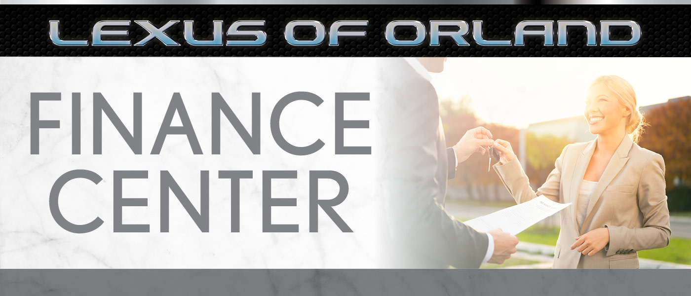 Lexus of Orland Finance Center