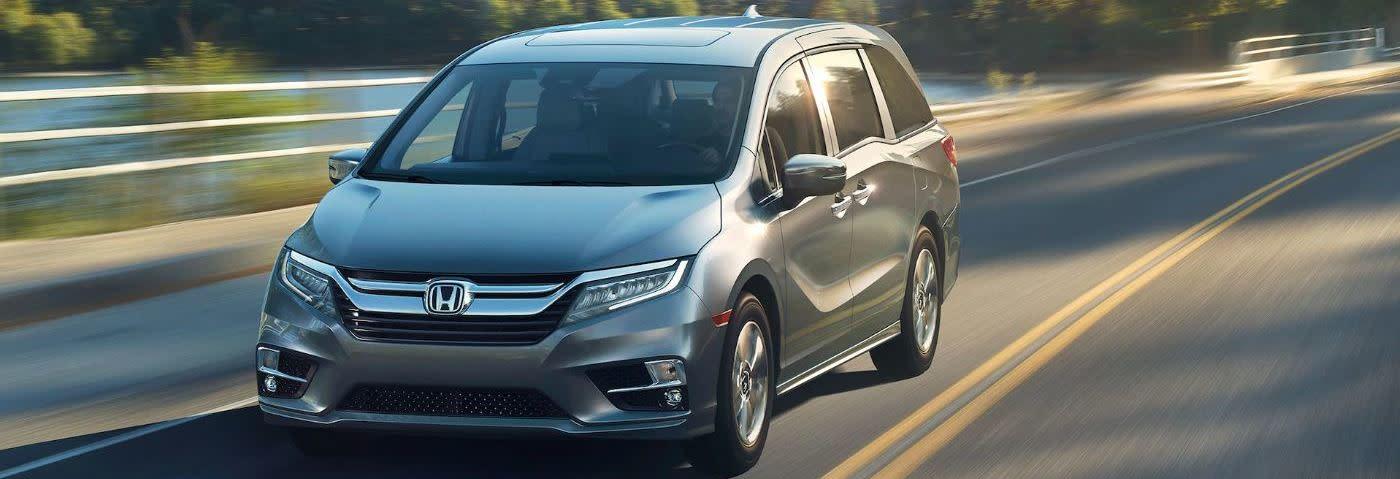 2020 Honda Odyssey Leasing near Augusta, GA