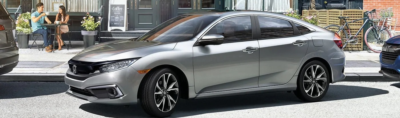 2020 Honda Civic Sedan vs Hatchback near Melbourne, FL