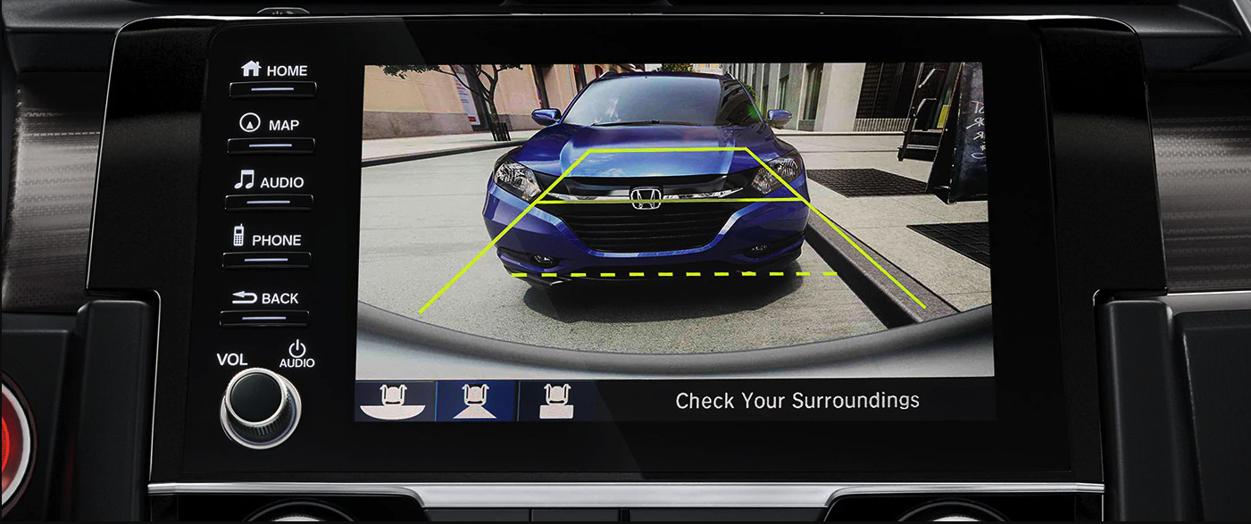 Always Drive Confidently in the 2020 Honda Civic!