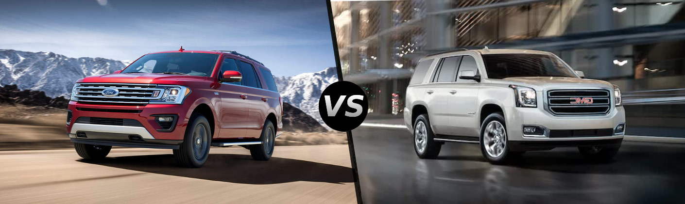And Even Though Its Not In The Table Well Kick Off This  Ford Expedition Versus  Gmc Yukon Model Comparison By Telling You The  Yukon Can