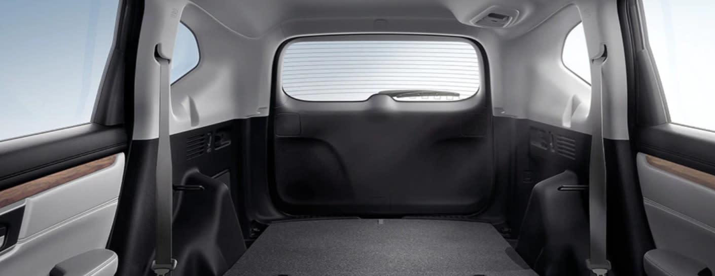 Spacious Cargo Space of the 2020 Honda CR-V