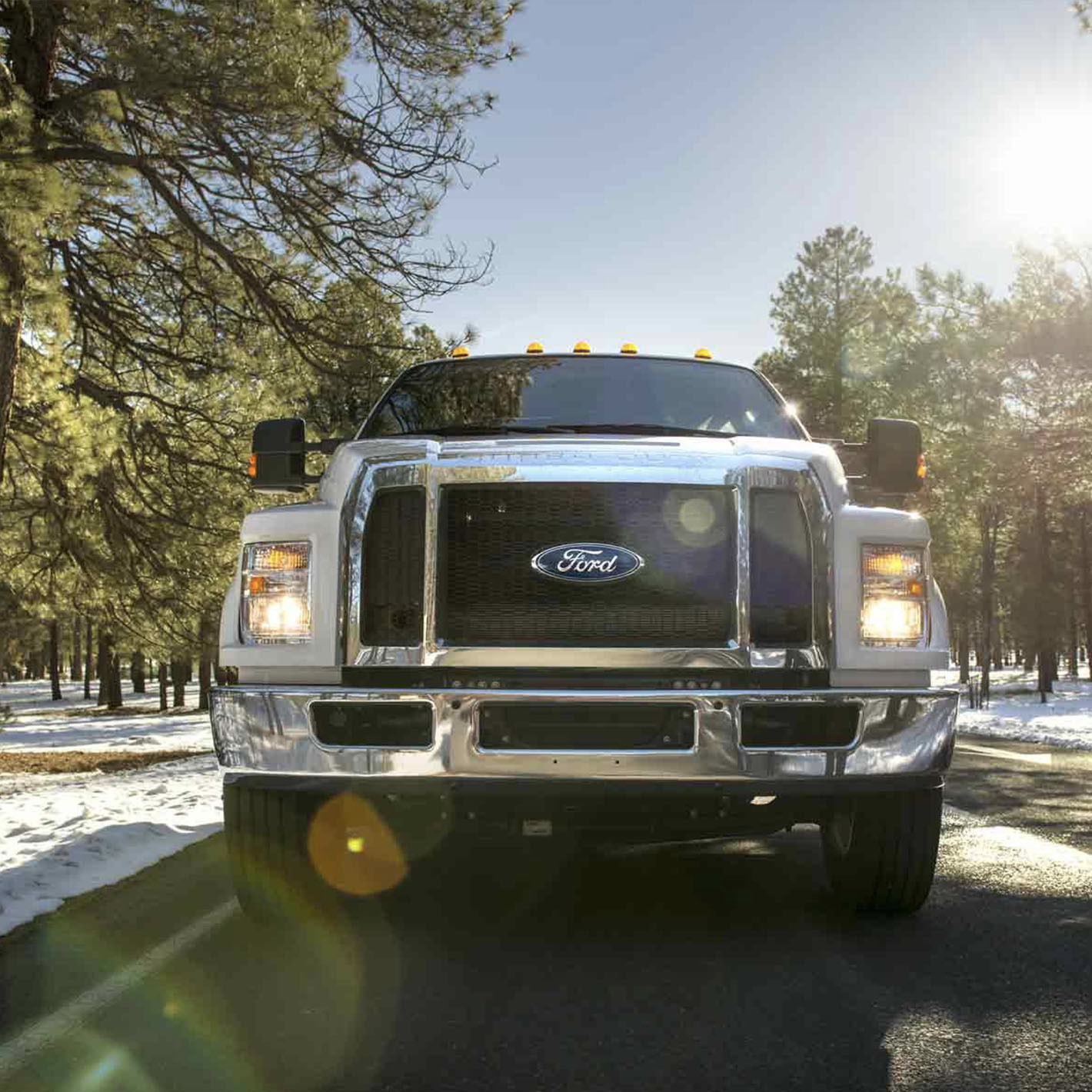 2019 Ford Commercial F-650 F-750 Diesel Your Local Ford Dealer Near Me Joe Cotton Ford