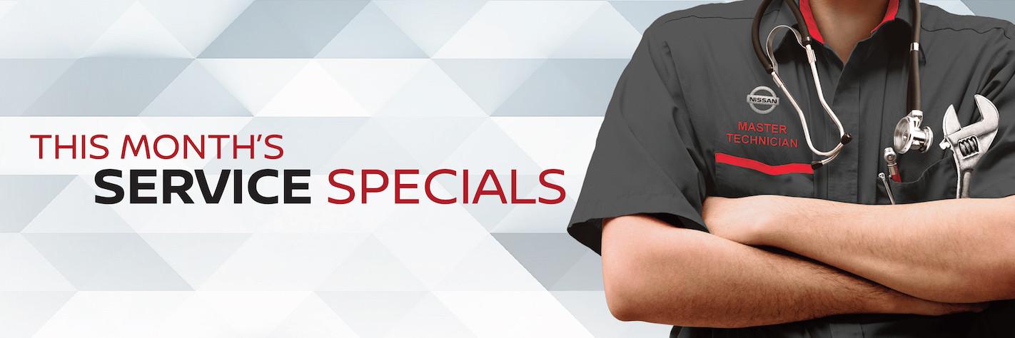service specials pine belt nissan of keyport. Black Bedroom Furniture Sets. Home Design Ideas