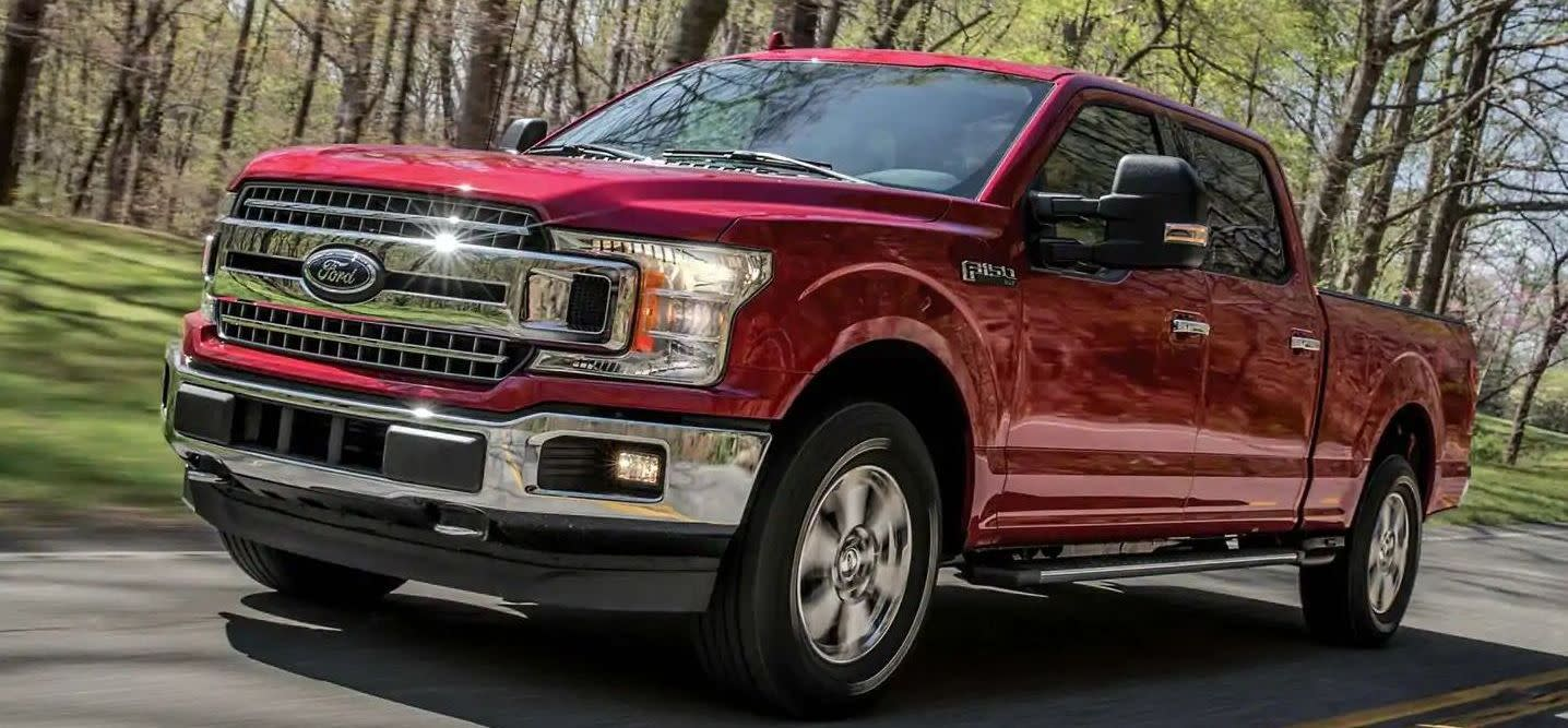 2019 Ford F-150 Financing near Chicago, IL