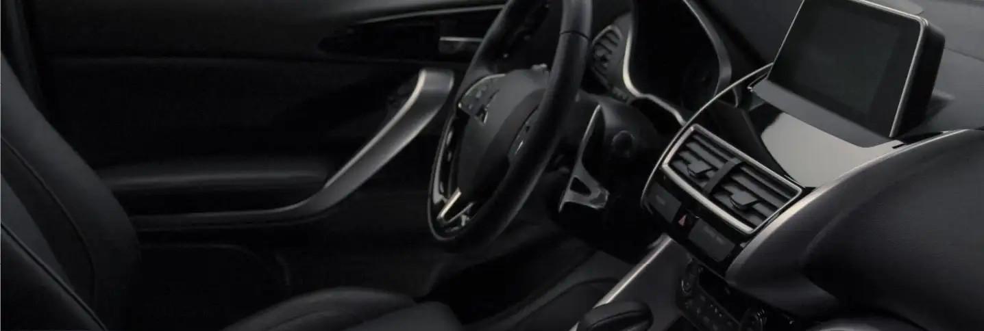 2020 Mitsubishi Eclipse Cross Steering Wheel