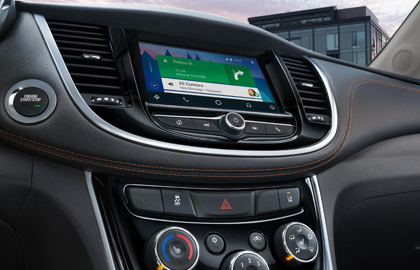 2020 Chevrolet Trax Infotainment