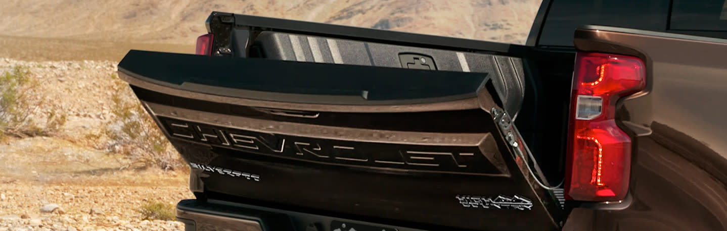 2020 Chevrolet Silverado 1500 Tailgate