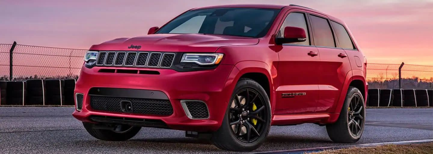 2019 Jeep Grand Cherokee for Sale near Choctaw, OK