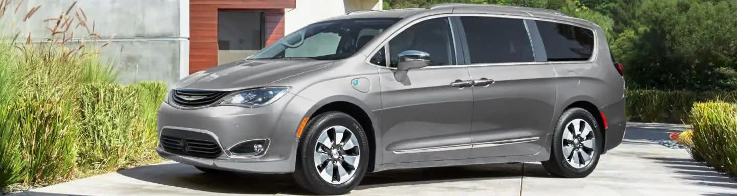 2019 Chrysler Pacifica for Sale near Bethany, OK