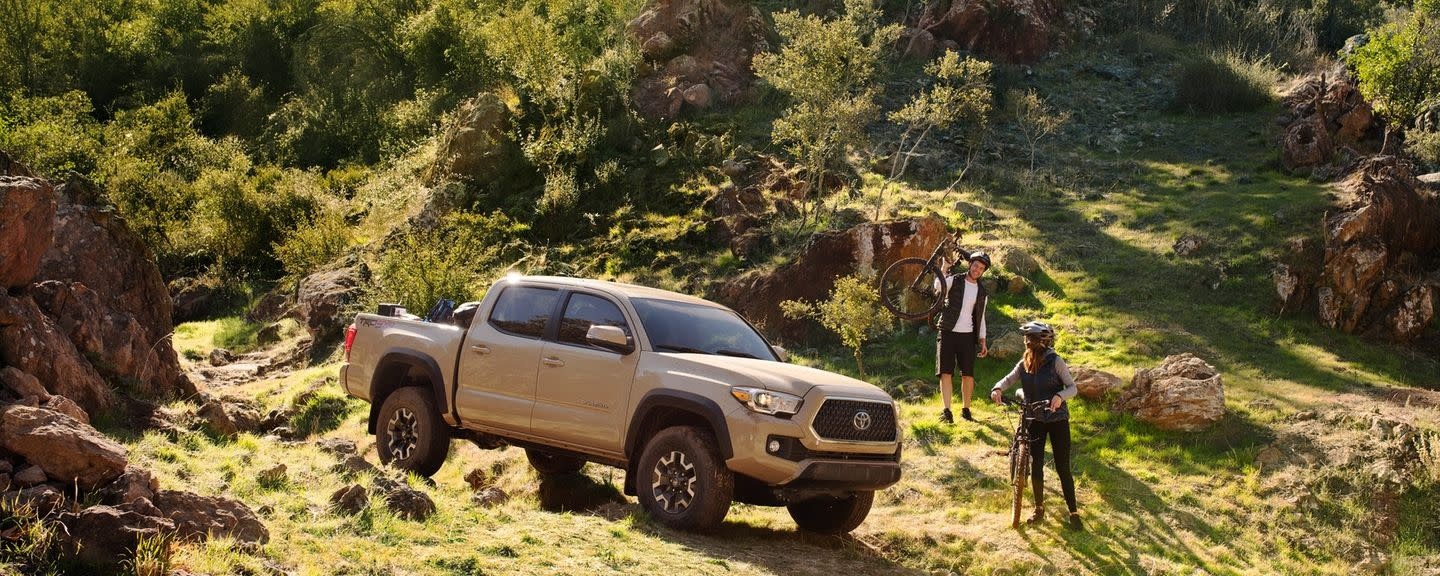 2019 Toyota Tacoma Financing near Westport, CT