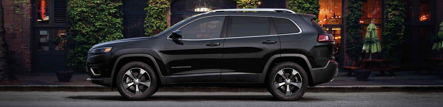 2019 Jeep Cherokee Leasing near Orland Park, IL