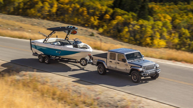 2020 Jeep Gladiator Leasing near Norman, OK