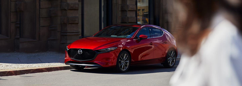 2019 Mazda3 Hatchback Key Features near Sacramento, CA