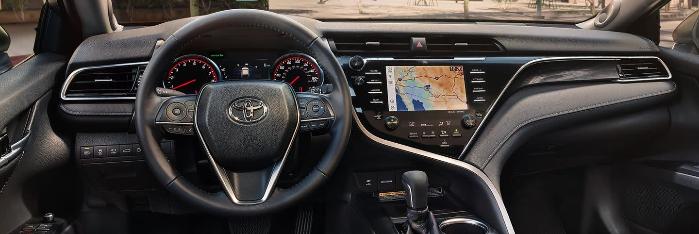 Stay Safe in the 2019 Toyota Camry