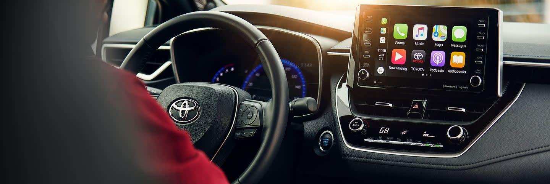 2020 Toyota Corolla Technology