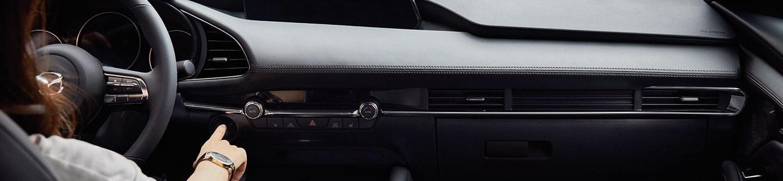 2020 Mazda3 Sedan Dashboard