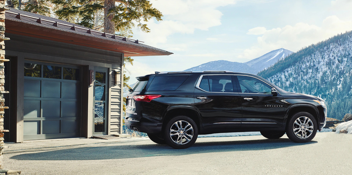 2020 Chevrolet Traverse Leasing near Homewood, IL