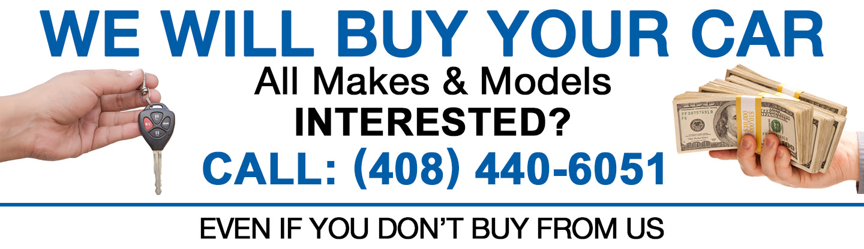Piercey Honda Buys Cars - Sell Us Your Car - Milpitas San Jose Fremont