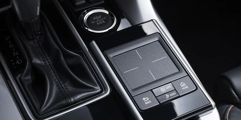 2020 Mitsubishi Eclipse Cross Center Console