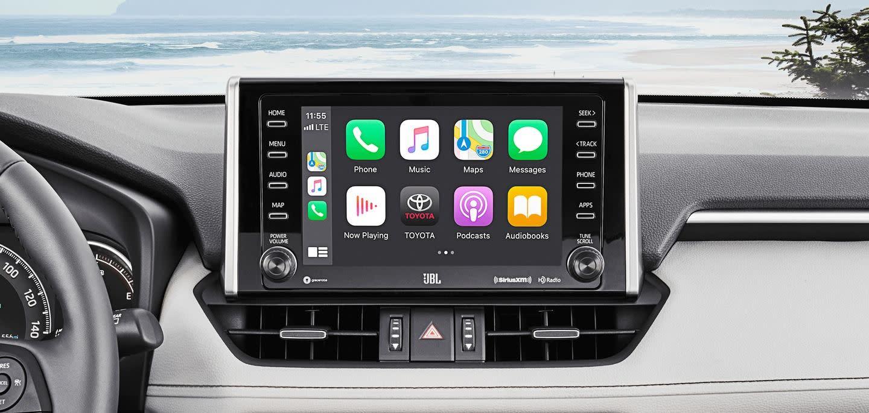 2020 Toyota RAV4 Touchscreen