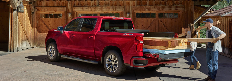 2020 Chevrolet Silverado 1500 Leasing near Flint, MI