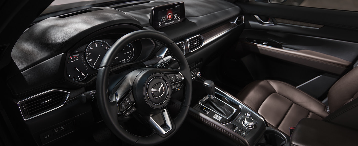 You'll Find Plenty of Advanced Features in the 2020 MAZDA CX-5!