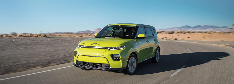 2021 Kia Soul EV First Look near Esondido, CA