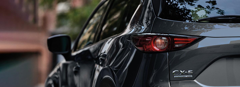 Make a Bold Statement in the 2020 Mazda CX-5!