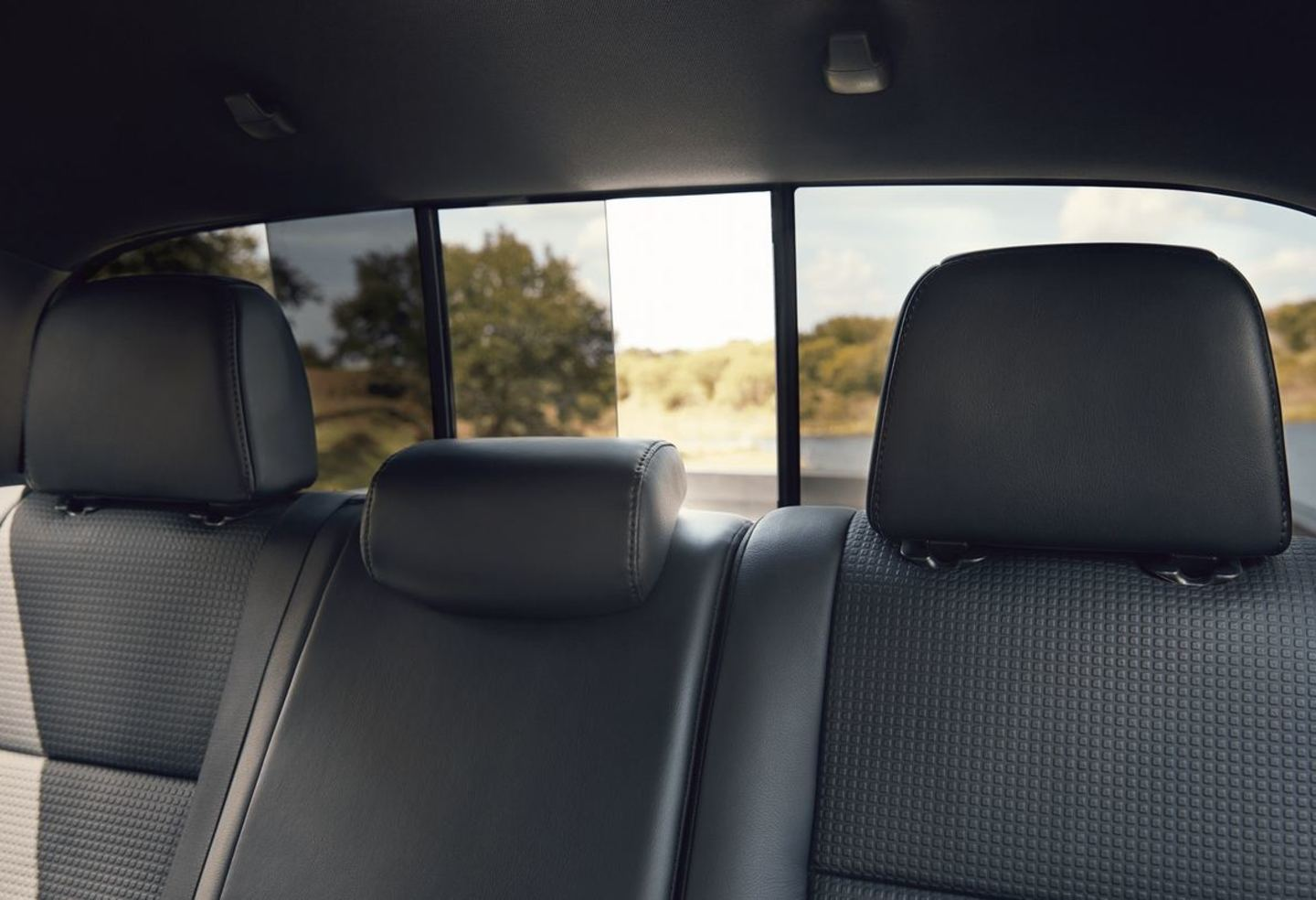 Seating in the 2020 Toyota Tacoma