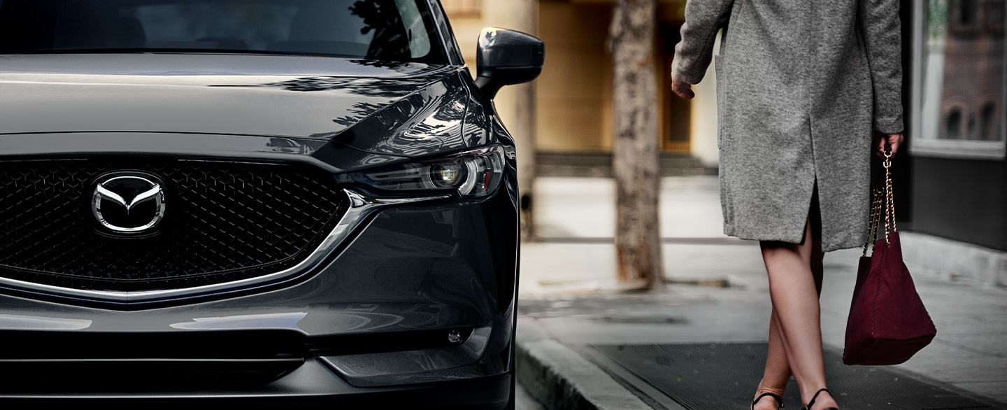 You'll Turn Heads Left and Right in the 2020 MAZDA CX-5!