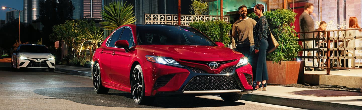 2020 Toyota Camry Technology Features in Kansas City, MO, 64114
