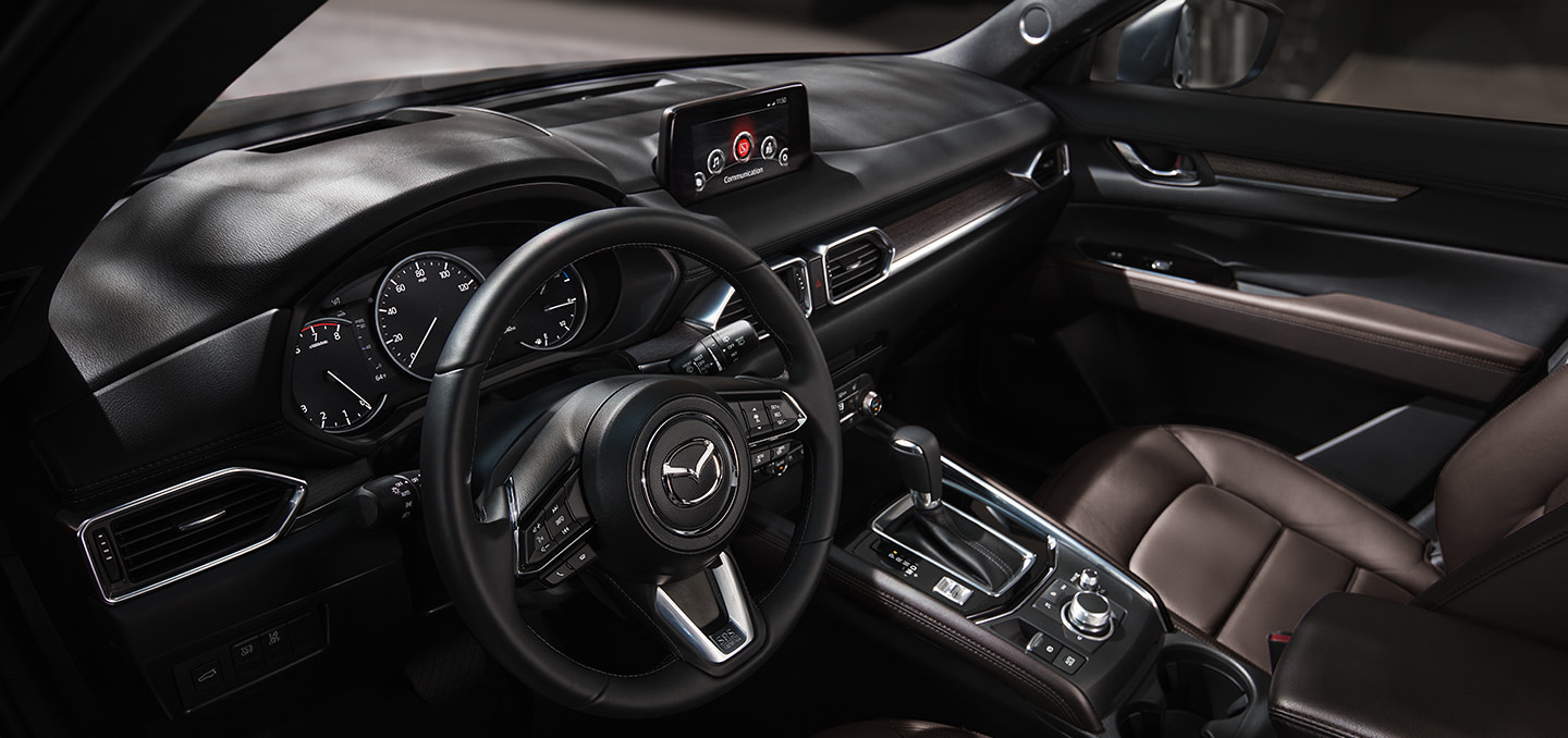 Luxurious Features of the 2020 MAZDA CX-5