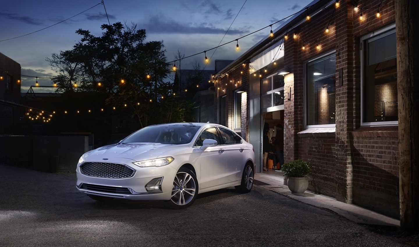 2020 Ford Fusion Lease near Fort Knox, KY