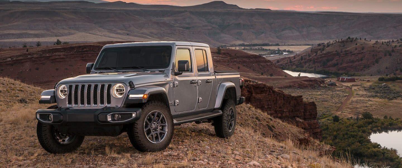 2020 Jeep Gladiator Key Features near Oklahoma City, OK