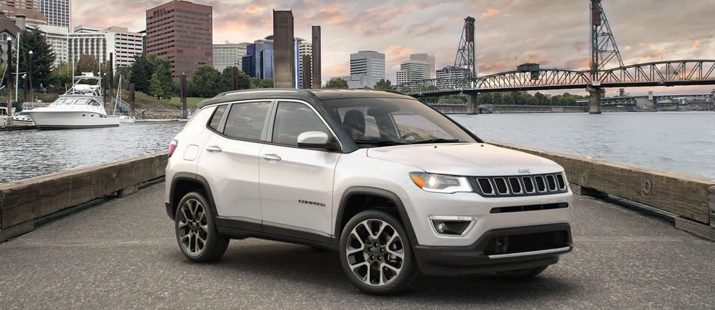 2020 Jeep Compass Lease near Tecumseh, OK