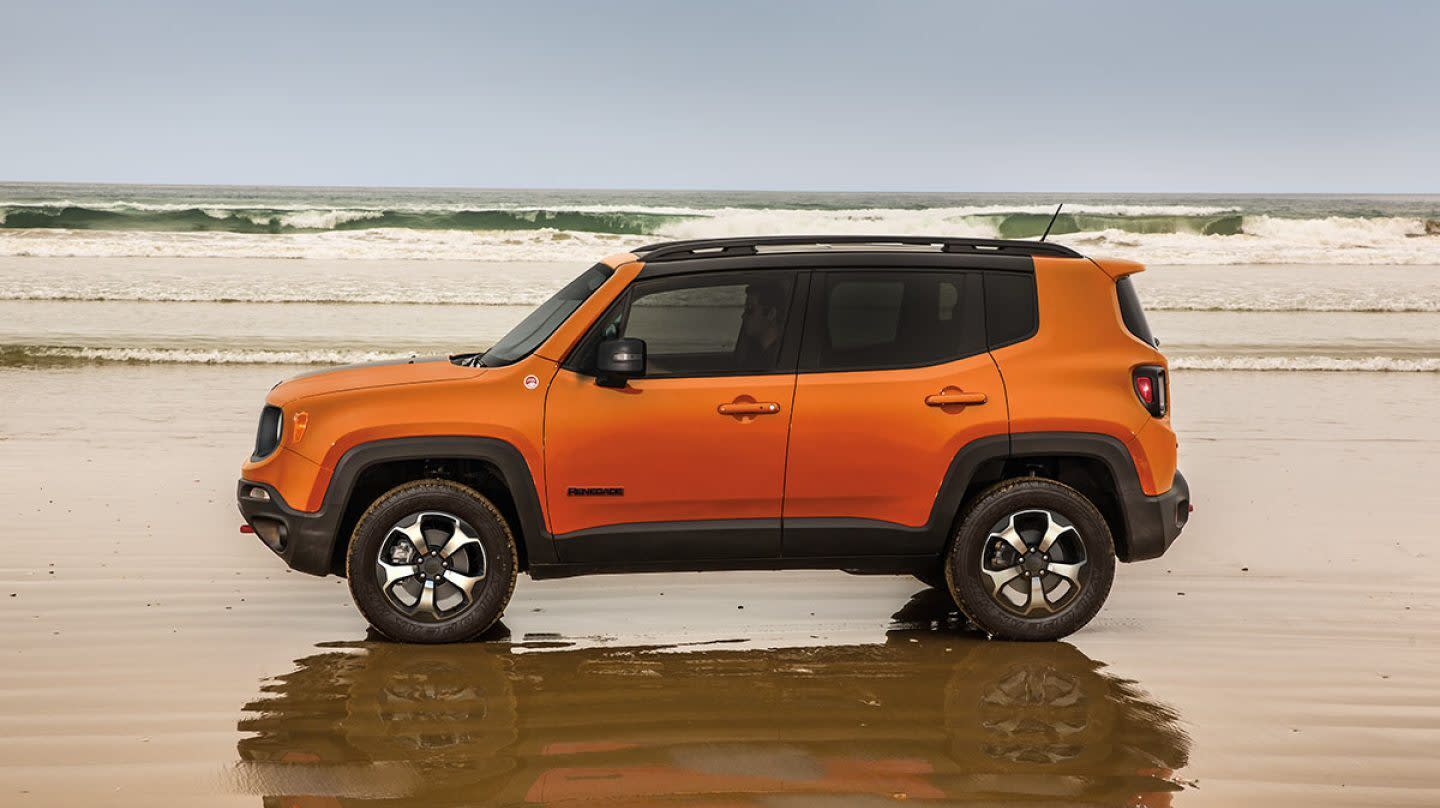 Check Out the Jeep Renegade!